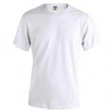 "CAMISETA ADULTO BLANCA ""KEYA"" - Mc180"