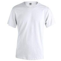 "CAMISETA ADULTO BLANCA ""KEYA"" - Mc180-Oe"