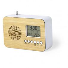 RELOJ RADIO - Tulax